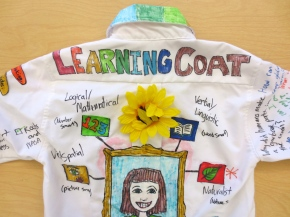 "Make Your Own ""Learning Coat""!"